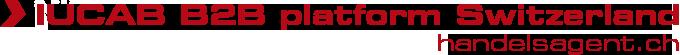 IUCAB B2B platform Logo